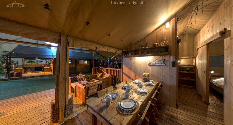 Luxery Lodge 40