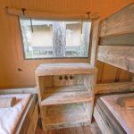 Safaritent 5p kinderslaapkamer