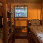 Safaritent kinderslaapkamer