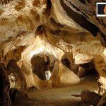 Sainte Suzanne die Höhlen in der Umgebung