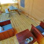Terras Safari tent