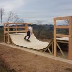Village des meuniers skatebaan