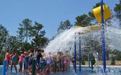 Les Blimouses vernieuwd waterpark