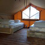 Bedden boven Safari Lodge 8p Club les Pins