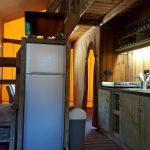 Keuken Safari Lodge 8p Club les Pins