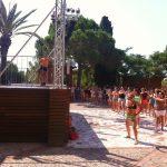 Vilanova Park animatie aerobics