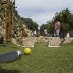 Vilanova Park mini golf