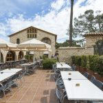 Vilanova Park restaurant