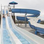 Vilanova Park zwembad glijbanen