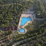 Vilanova Park overzicht zwembad