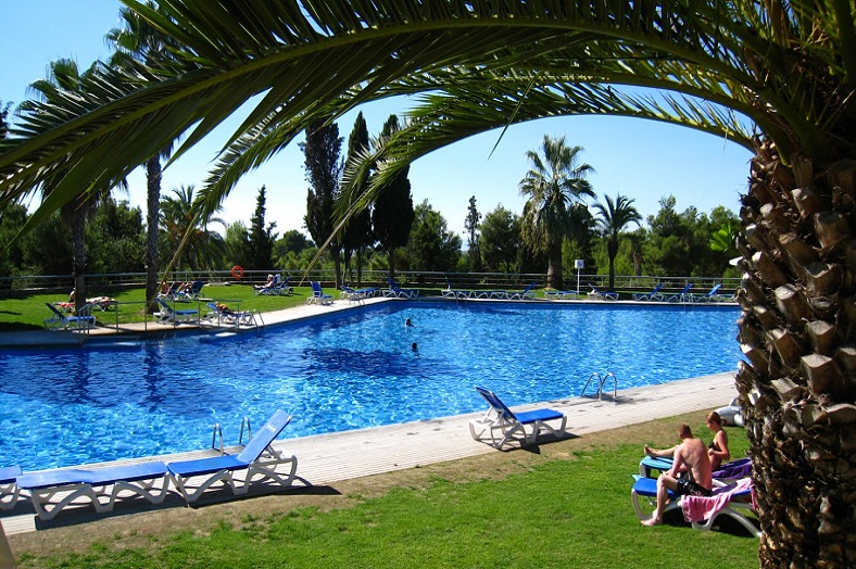 Vilanova Park Swimmingpool