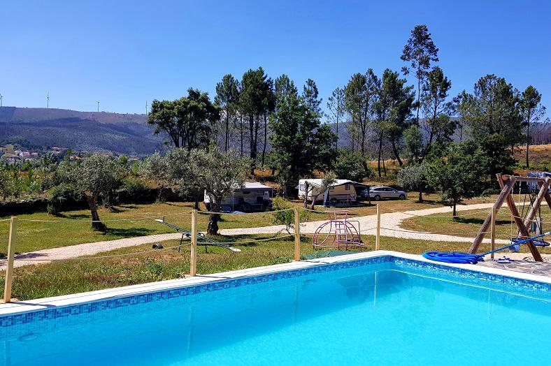 Quinta do Castanheiro zwembad