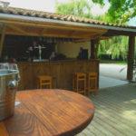 Bar camping les Franquettes