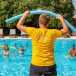 Domaine du Midi Fitness zwembad
