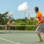 Domaine le Midi Tennisbaan