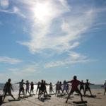 Fitness strand Domaine du Midi Noirmoutier
