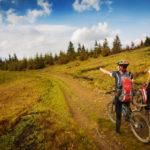 Gajole fietsen in de omgeving Dolomieten