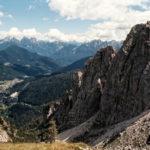 Gajoli en Dolomieten Val zoldo da Coldai