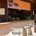 Glamping Resort Vallicella gezellige bar