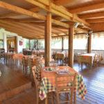 Glamping Resort Vallicella restaurant