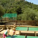Glamping Resort Vallicella tafeltennis
