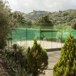 Glamping Resort Vallicella voetbalveld