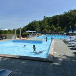 Glamping Resort Vallicella zwembad
