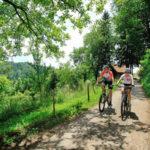 Heart of Nature fietsen in de omgeving Srakovcic