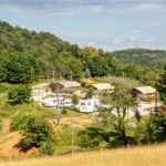 Glamping Heart of Nature overzicht camping