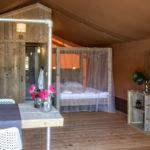 Desert Lodge woonkamer