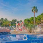 Zwembad en kinderbad Le Pearl