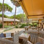 Safari Lodge les Deux Fontaines Bretagne