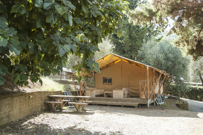 Safaritent Glamping Resort Vallicella