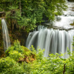 Heart of Nature, mooie natuur in Plitvice Nationaal park
