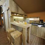 Soustons Village Küche