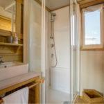 Sweet home, 4 personen badkamer