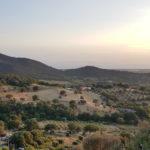 Camping Blucamp landschap Toscane