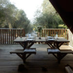 Camping Blucamp terras safari lodge