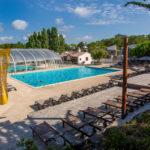 Zwembad Domaine le Midi