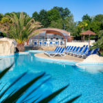 Zwembad camping les Deux Fontaines