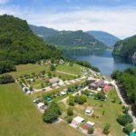 Gajole overzicht camping