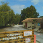 entree camping les Franquettes