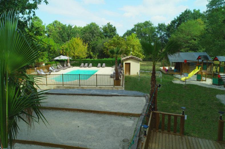 les Franquettes zwembad