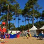 Camping Lou Pignada speeltuin