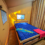 Ecoluxe Lodge 5p Vieux Port Slaapkamer