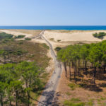 camping Le Vieux Port, direct aan het strand