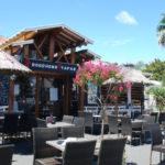 Camping Le Vieux Port tapas bar met terras