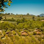 Lodge op Pian di Boccio en omgeving