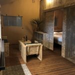 Luxury Lodge 40 zithoek binnen