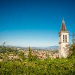 omgeving Pian di Boccio